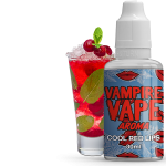 Vampire Vape – Cool Red Lips Aroma 30ml