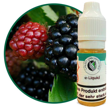 Valeo One – Brombeere (Blackberry) Liquid 10ml (MHD Ware)
