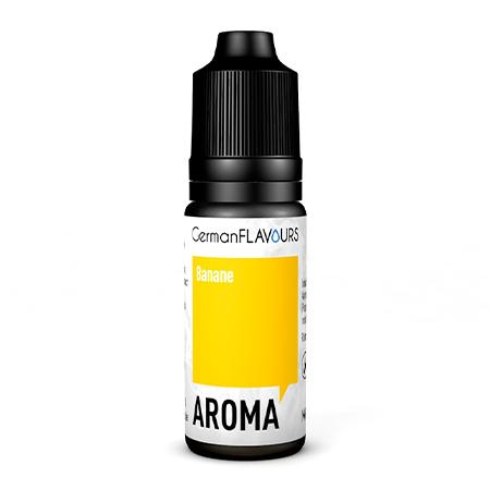 German Flavours – Banane Aroma 10ml