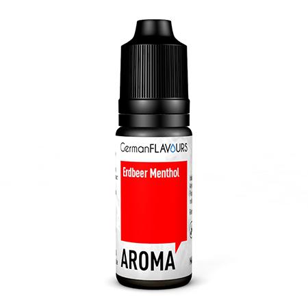 German Flavours – Erdbeer Menthol Aroma 10ml