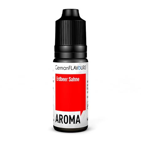 German Flavours – Erdbeer Sahne Aroma 10ml