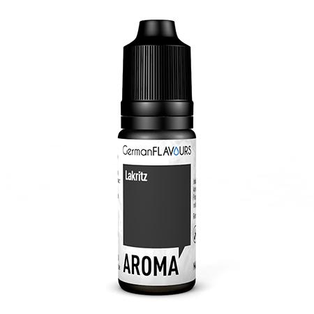 German Flavours – Lakritz Aroma 10ml