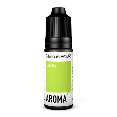 German Flavours – Limette Aroma 10ml