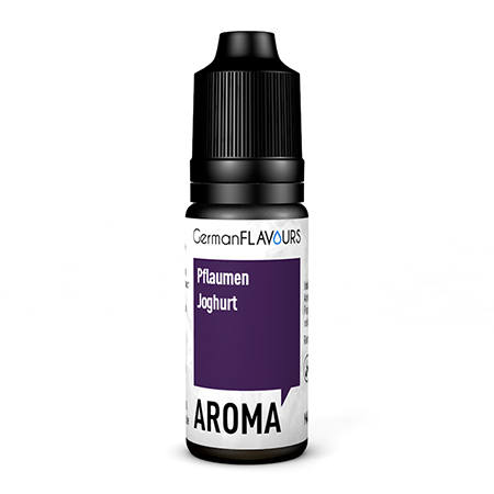 German Flavours – Pflaumen Joghurt Aroma 10ml