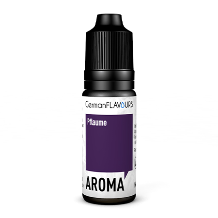 German Flavours – Pflaume Aroma 10ml