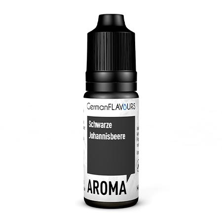 German Flavours – Schwarze Johannisbeere Aroma 10ml
