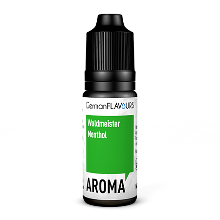 German Flavours – Waldmeister Menthol Aroma 10ml