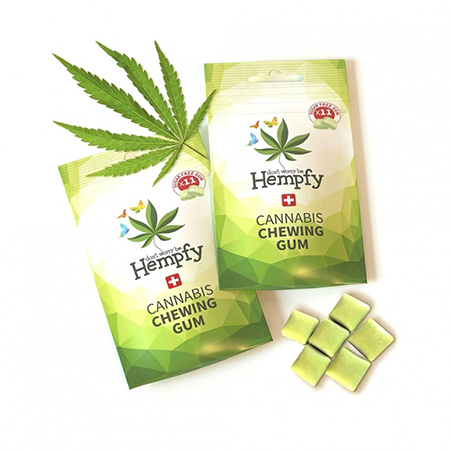 Hempfy – Cannabis Chewing Gum