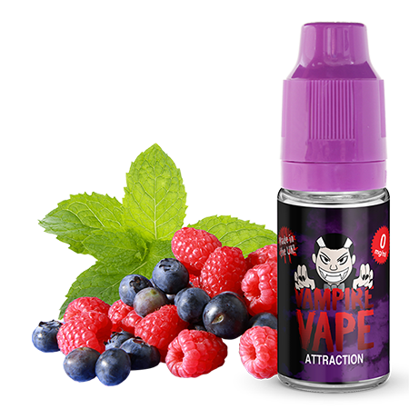 Vampire Vape – Attraction Liquid 10ml