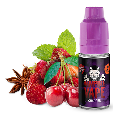 Vampire Vape – Charger Liquid 10ml