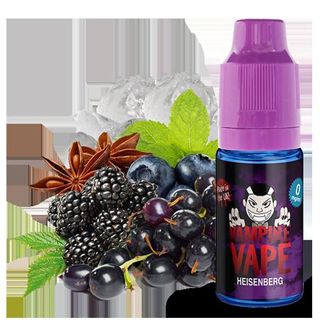Vampire Vape – Heisenberg Liquid 10ml