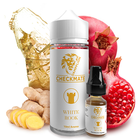 Checkmate – White Rook Aroma
