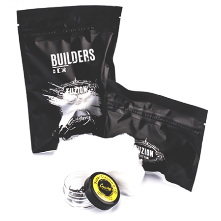 Builders Finest – Watte & Coils – Set