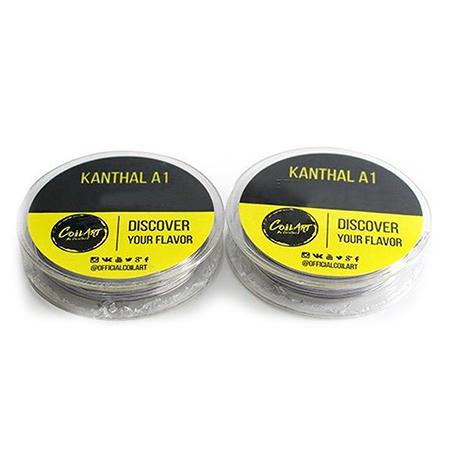 CoilArt – Kanthal A1 Wickeldraht