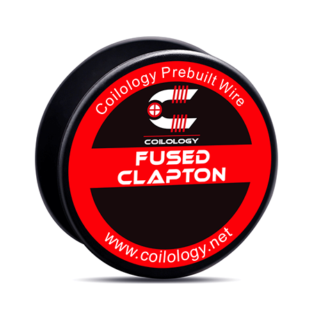Coilology – Fused Clapton Coil