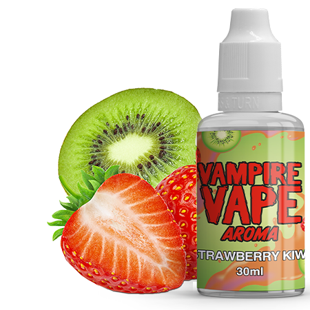 Vampire Vape – Strawberry Kiwi Aroma 30ml