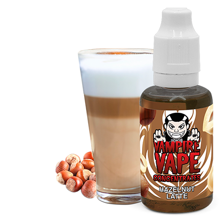 Vampire Vape – Hazelnut Latte Aroma 30ml