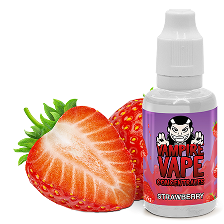 Vampire Vape – Strawberry Aroma 30ml
