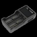 XTAR – VC2 Ladegerät