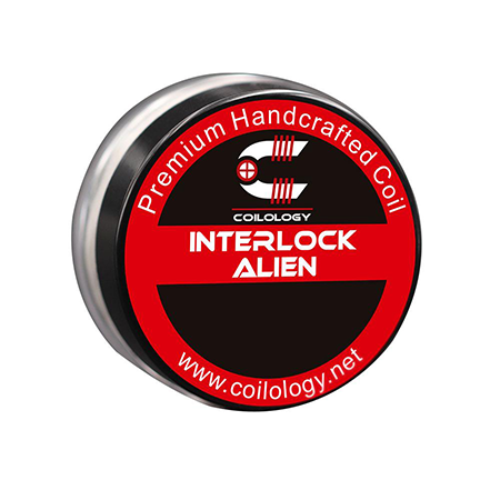 Coilology – Interlock Alien Coil