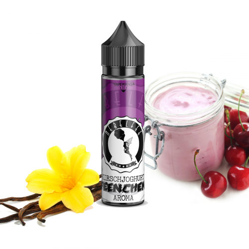 Nebelfee – Feenchen Kirschjoghurt Aroma