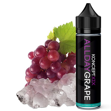 KONCEPT XIX – All Day Grape Liquid 50ml