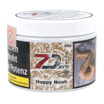 7Days Tobacco – Happy Noah Tabak