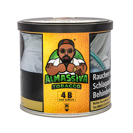Almassiva Tobacco – 4B Eine Familie Tabak