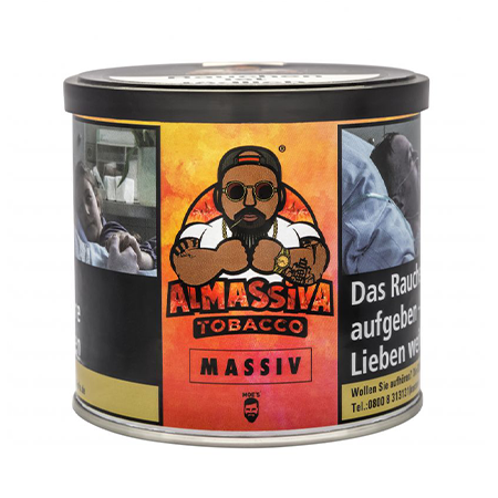 Attacke-Pinguin-Almassiva-Tobacco-Massiv