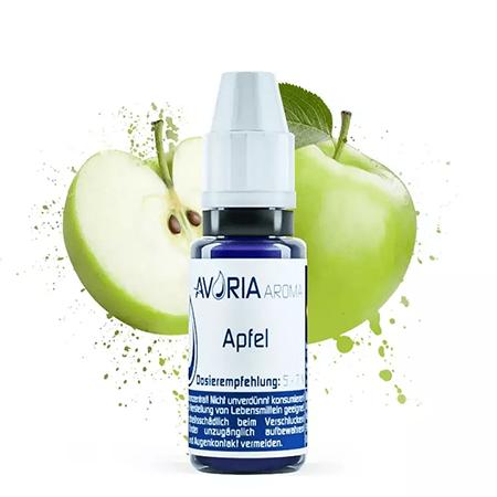 Avoria – Apfel Aroma 12ml (MHD Ware)