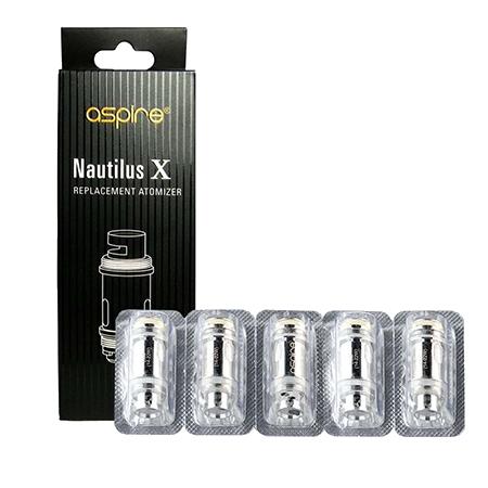 Aspire – Nautilus X Coils