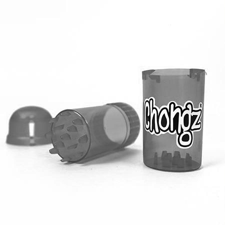 Chongz Airtainer und Grinder 90mm