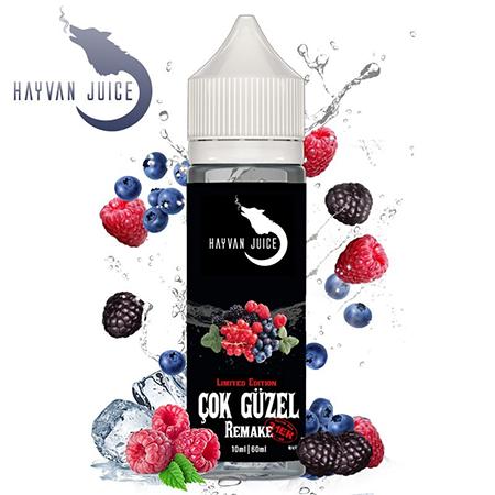 Hayvan Juice – Cok Güzel Remake Aroma