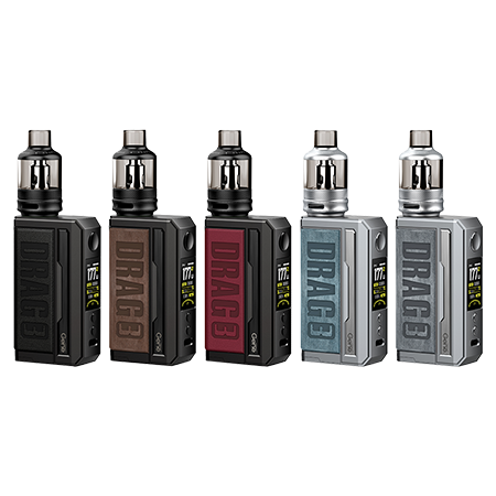VooPoo – Drag 3 Kit