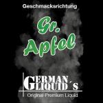 German Liquids – Gr. Apfel Liquid 10ml