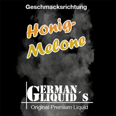German Liquids – Honigmelone Liquid 10ml