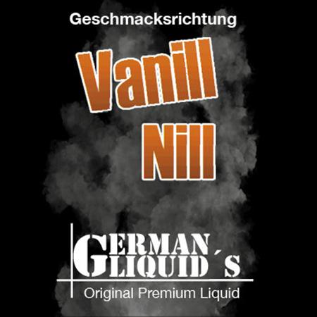 German Liquids – Vanill Nill Liquid 10ml