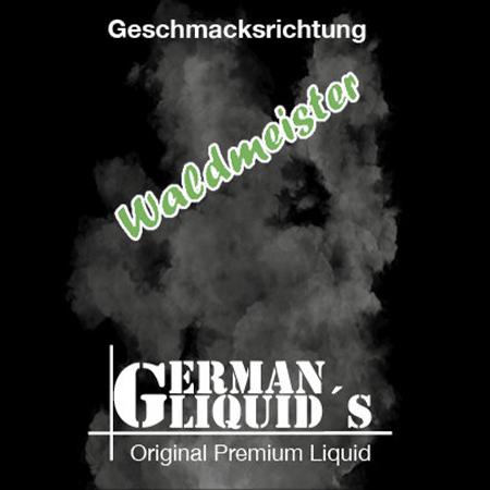 German Liquids – Waldmeister Liquid 10ml
