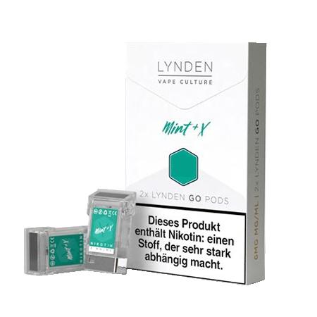 Lynden – Go Pod Mint + X