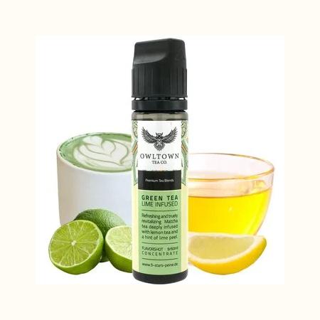 Attacke-Pinguin-Owl-Town-Green-Tea-Aroma