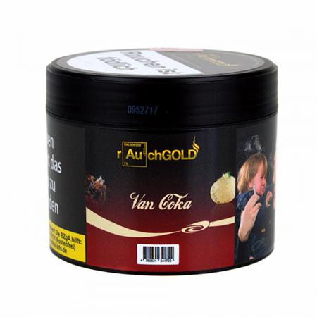 Rauchgold Tobacco – Van Coka Tabak