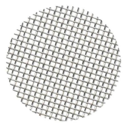 Stahlsieb 25mm, 20mm, 15mm & 10mm