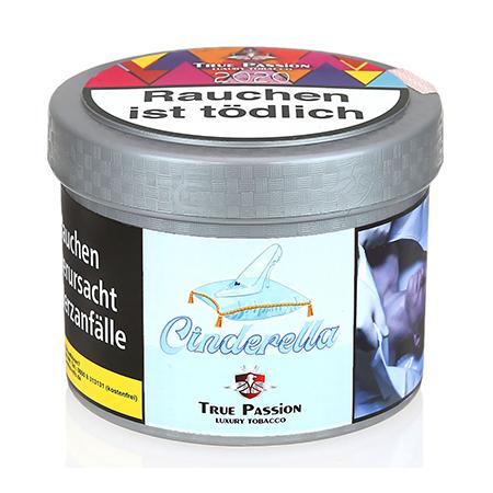 True Passion Tobacco – Cinderella Tabak