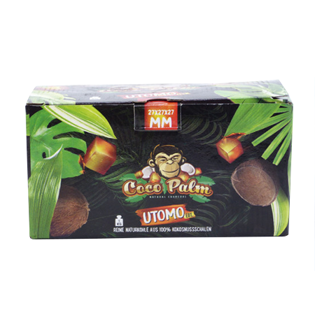 Utomo – CocoPalm Kohle 1kg