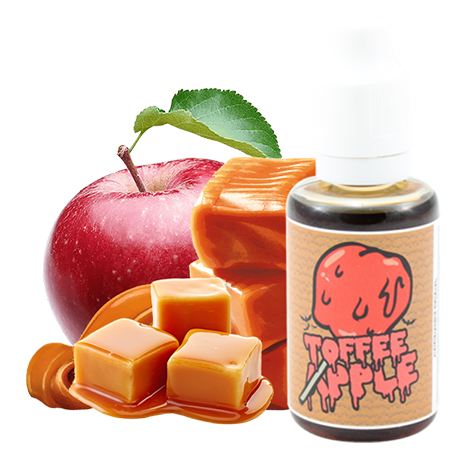 Vampire Vape – Toffee Apple Aroma 30ml (MHD Ware)