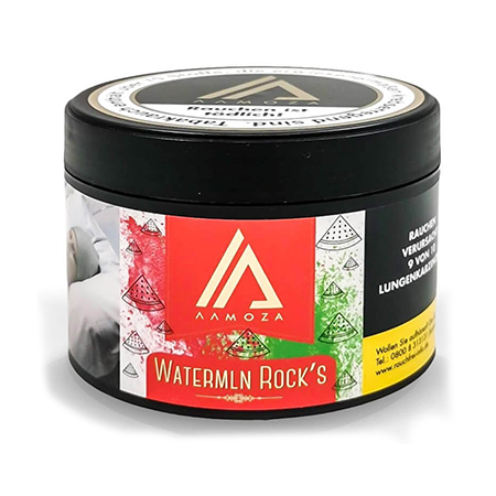 Aamoza Tobacco – What a Rocks (Watermln Rock's) Tabak