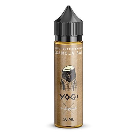 Yogi Mix Master – Peanut Butter Banana Liquid 50ml