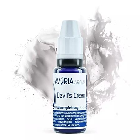 Avoria – Devils Cream Aroma 12ml (MHD Ware)