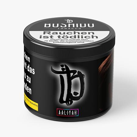 Bushido Tobacco – Aaliyah Tabak