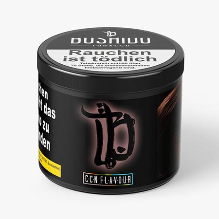 Bushido Tobacco – CCN Flavour Tabak